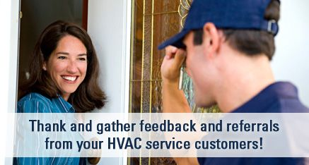 HVAC Service Customer Programs