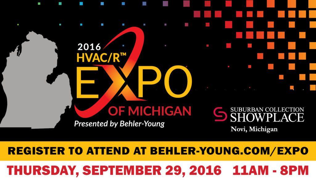 Michigan HVAC Expo 2016