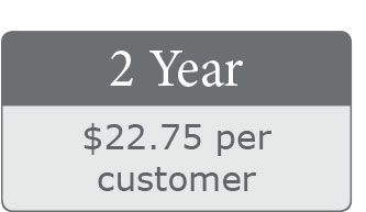 2-Year Mortgage Past Customer Marketing Program