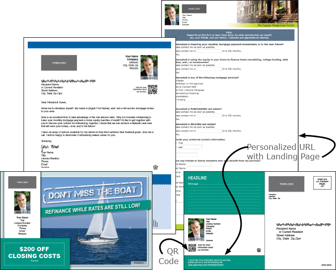 Mortgage Direct Mail Marketing