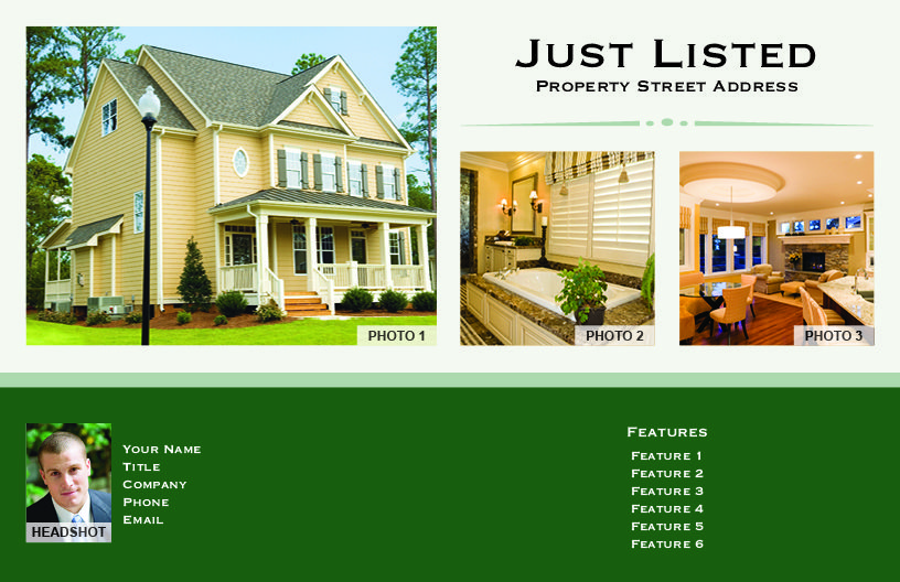 Just Listed #9500B2 (2 Agents)