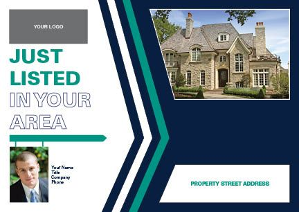 Just Listed In Your Area #9530A