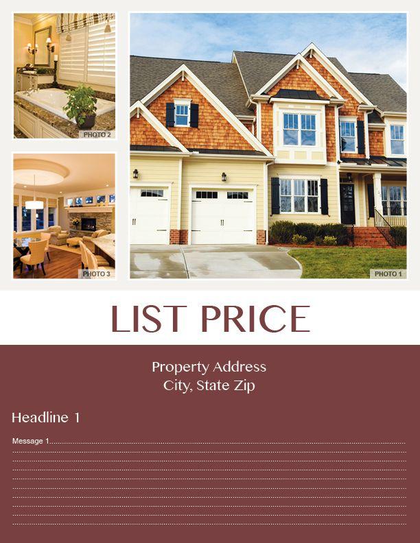 Listing Flyer #9715E