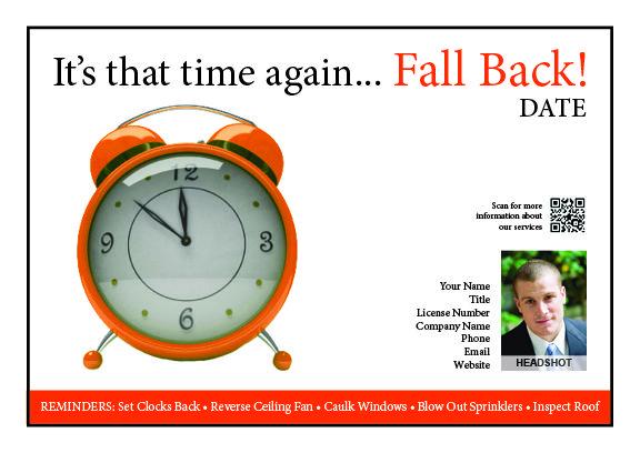 Fall Back #9730A