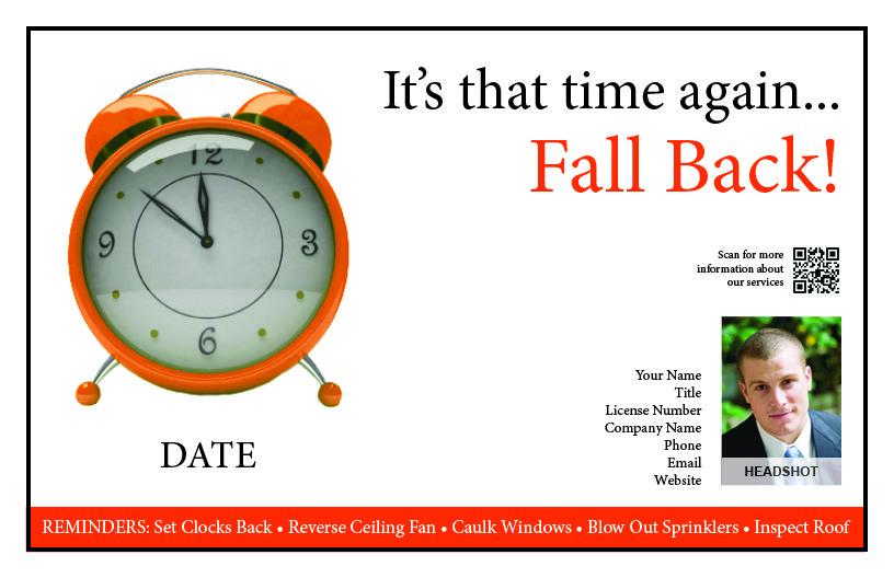 Fall Back #9730B