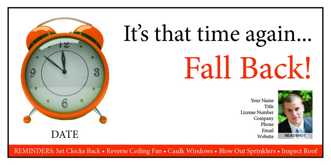 Fall Back #9730C