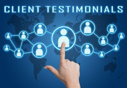 Borrower Testimonials