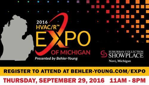 2016 HVAC/R Expo of Michigan