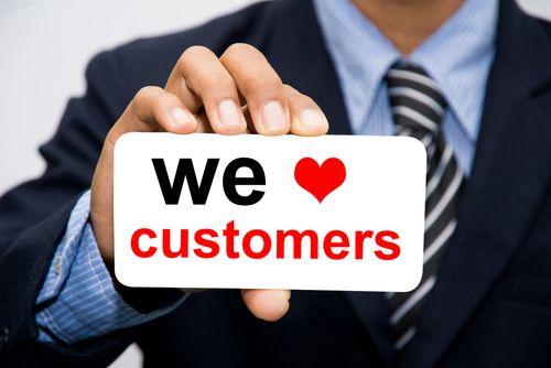 Past customer marketing