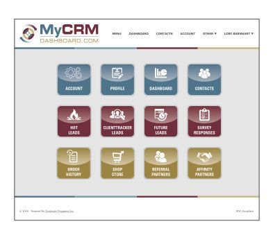 MyCRMDashboard - Be In Control
