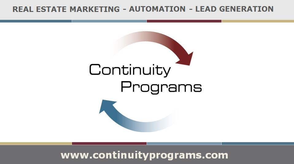 Real Estate Marketing Program Examples