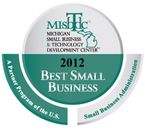 2012 Best Small Business