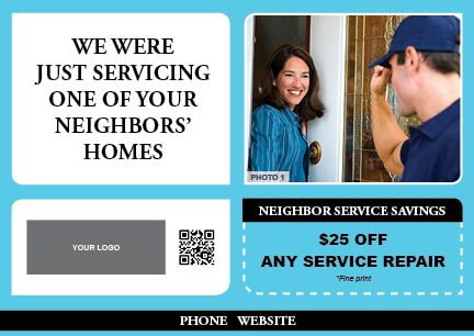 Neighbor Savings #8953A