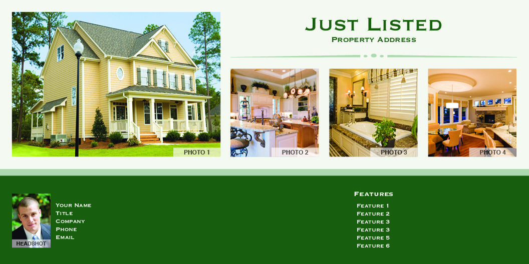 Just Listed #9500C