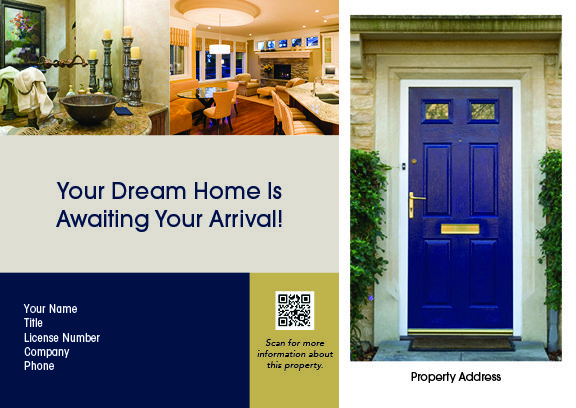 Your Dream Home Is Awaiting Your Arrival