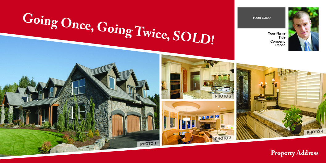 Going Once, Going Twice, SOLD! #9602C