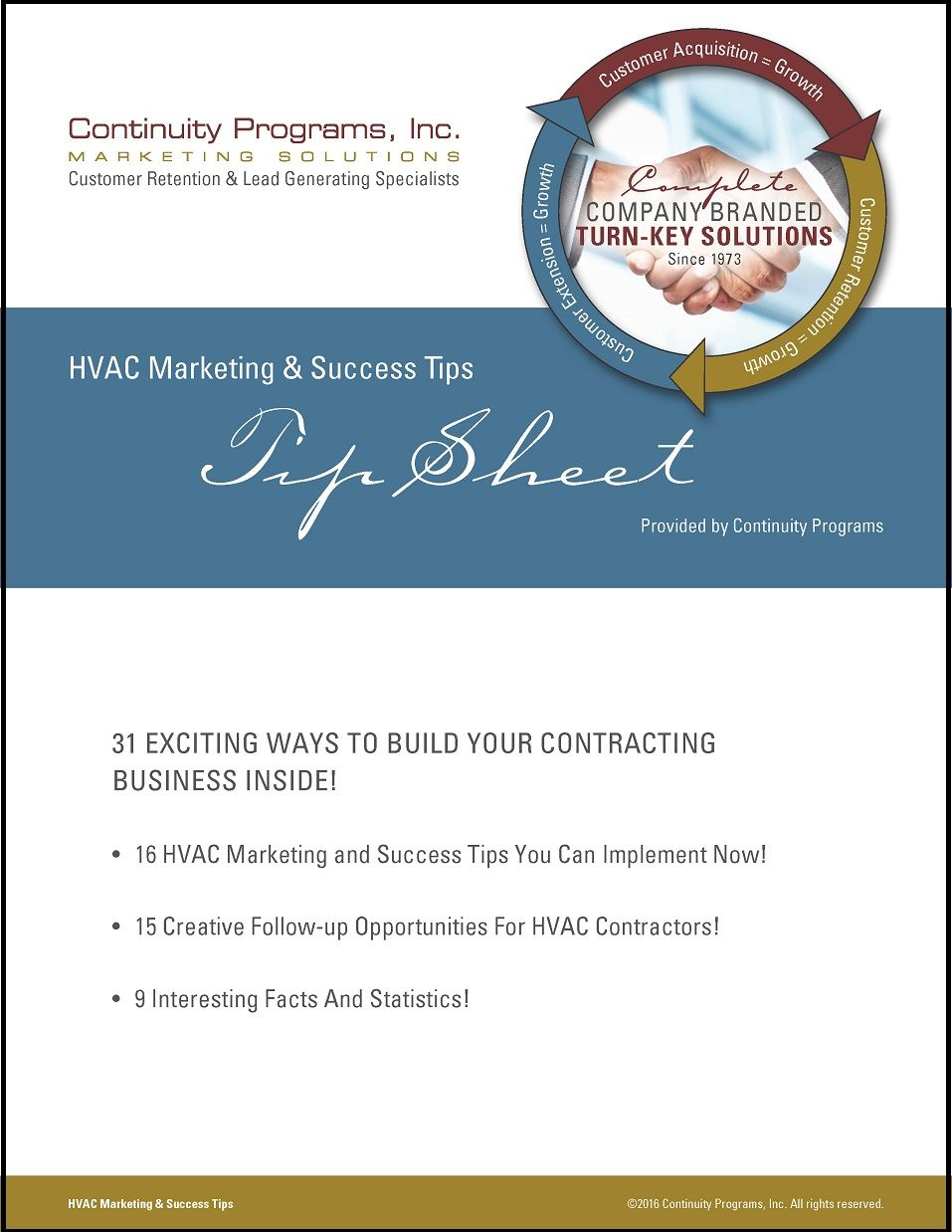 HVAC Marketing and Success Tips