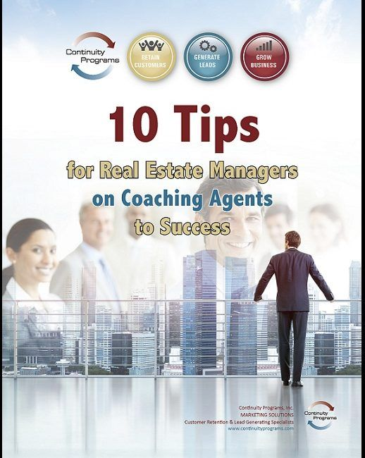 Coaching Real Estate Agents