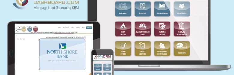 MyCRMDashboard North Shore Bank Case Study