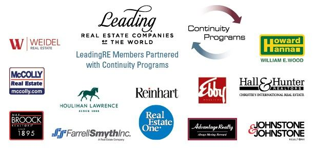 LeadingRE 2019 Partners Continuity Programs Real Estate Marketing