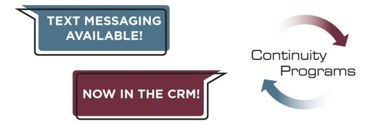 Texting Now In MyCRMDashboard Mortgage CRM